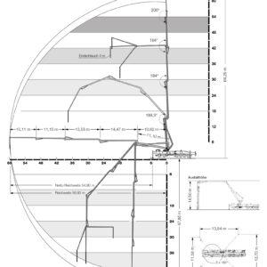 Giekpomp M 61-65 afmetingen